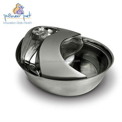 pet water drinking foutain stainless steel