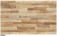 artificial rustic brick tiles exterior decoration