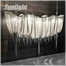 Proyecto araña cadena decorativa Atlantis barco cadena lámpara de luz / lámpara colgante / Droplight