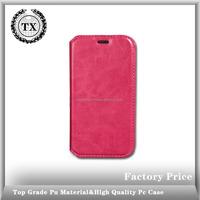 pu phone case for Huawei g527
