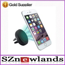 Plastic Magnetic Car Air Vent Mount Phone Car Holder For iPhone