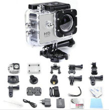 Most popular HD portable sports DV (colors optional)/100% waterproof Sports DV camera,1080P car recorder driving sports DV