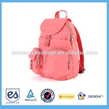 Venta al por mayor barato bolsas mochila para chicas de secundaria