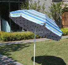 promotional outdoor sun umbrella,beach umbrella with tilt