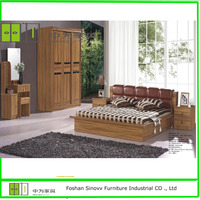 Cheap Pakistan Bedroom Furniture with Latest Design