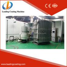 small pvd coating machine color glass coating machine vacuum plating machine