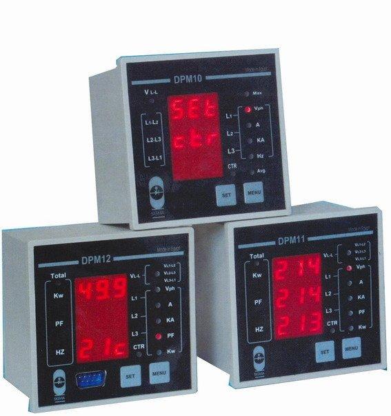 Multifunction Panel Meter : Digital panel meter multimeter multi buy