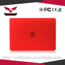 For macbook Crystal Clear Front + Back Protective Case Cover With Keyboard Protector For Macbook 11.6 12 13.3 15.4 Air Pro Retin