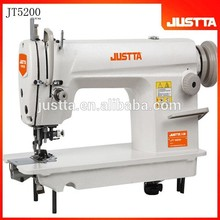 Costura de pespunte Industrial máquina precio competitivo JT5200 con cortador lateral
