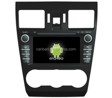 7in Special touch screen android 4.4 2 din car dvd gps for subaru forester 2014 w/GPS,iPOD,TV, Wifi, 3G, mirror link functions