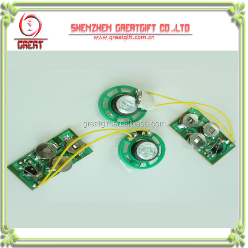 Recordable sound module for greeting card buy music ic chip for 01 03 02 m4hsunfo