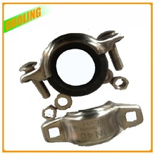 """Changzhou 2.5"""" DN65 76mm plastic mould injection for Grooved Fittings with OEM factory"""