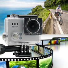 Waterproof Gopros Style Action Cameras Full HD 1080P Sport Camera Action Shot Camera For Sale