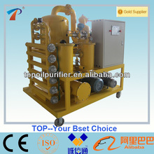 High Vacuum Transformer Oil Filtration and Dehydration Plants remove moisture,dirt,air and particles, best after sales service