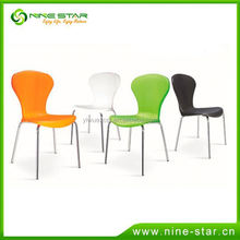 Latest Wholesale Custom Design plastic used folding chairs from China workshop