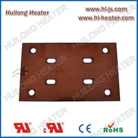 Polyimide heating plate for electric vehicles