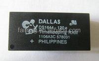 Integrated Circuit Components General Purpose Relay DS1644-120+ Real Time Clock NV Timekeeping RAM