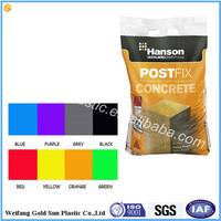 PP woven bag/automatic plastic bag making machine/customised printed plastic bags