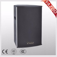 YAZOO RCF style SP812 350W 8ohm 12 inch passive stage speaker/professional audio for karaoke system