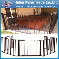 Hot Sale Dog Kennel Fence Panel / indoor Kids Play Area Fence