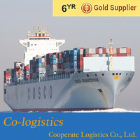 cheap sea freight rate from china to Lobito gold supplier--wilson