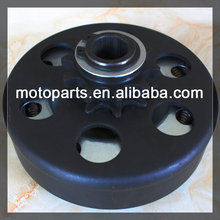 Motorcycle/Dirt Bike Electric Go Kart Parts of Clutch with 12 Tooth