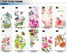 rose flower tpu cover for iphone 6/ iphone6 plus