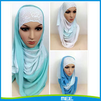 hot sell dubai muslim scarf