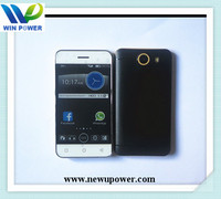 low price small chinese OEM brand 3.5 inch cheap mobile phone with twitter facebook
