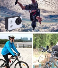 Hot New Product High Quality Mini Waterproof Portable Full Hd Multi-Language 1080p Sport Camera