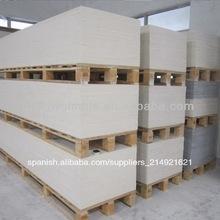 Aprobado fábrica de blanco hoja de corian superficie sólida de acrílico hoja/hombre hecho de piedra de la losa