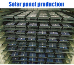 Epoxy solar panel/small solar panel/55*55mm 2V/170mA