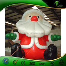 Popular Giant And Cheap Outoor Inflatable Christmas Santa For Sale