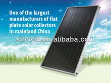 Heat pipe solar vacuum tube collector for house heating,Measures:(2000*1000*80mm)