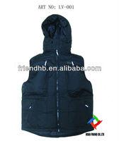 Teflon Coated outdoor winter vest