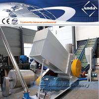 pvc pipe crusher/pvc profile crushing machine/waste plastic crusher