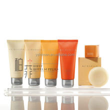 Plastic Bag Wholesale Toiletries Products in gray