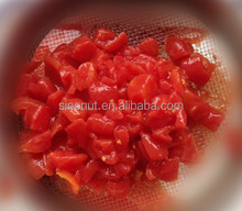 Diced pure tomato