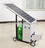 solar power aquarium filter