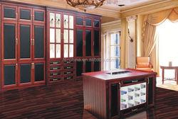 New Popular Bedroom Diy furniture Designs Veneer Cheap Wardrobe