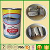 Chinese Canned Mackerel Fish Factory Wholesale Canned Fish Brand