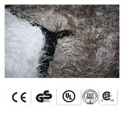 purple soft comfort soft antislip customized pattern carpet