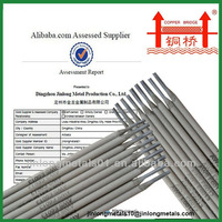 welding electrode grades steel wire rode AWS E6013 J421 welding rods ISO approved