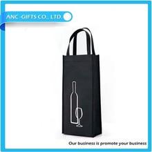 2015 Lastest Design high quality double handle wine cooler bag