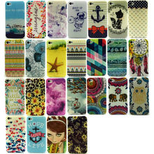 Multi Image TPU Cover for iPhone 4s