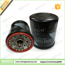 High performance engine oil filter 90915-10003