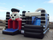 CE/UL EN14960 SGS SAA inflatable castle jumps with water slide /inflatable castle combo game/inflatable jumping bouncer with sli