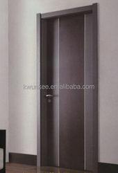Alibaba china most popular solid wooden doors design flush door