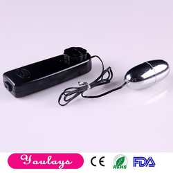 Design top sell vibrating eggs for vagina massage