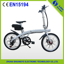 2015 Shuangye new design 36v 250w folding e-bike motor for sale A2-FC20